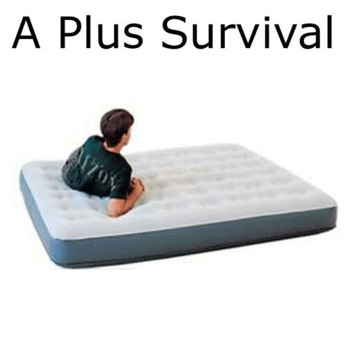 Twin Size Air Mattress - Perfect for Guests or Camping