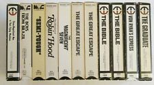 Lot of Magnetic Video Beta Tape Movies 1980s Comedy Drama Western Action Classic