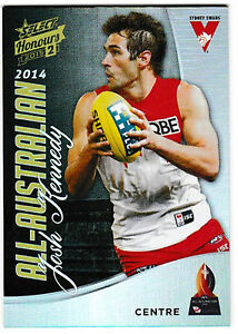2015-AFL-Select-Honours-All-Australian-Josh-Kennedy-Sydney-Swans-AA8
