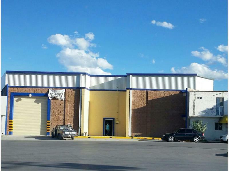 Bodega en Renta en Nuevo Torreon