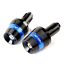 Motorcycle 7//8/'/' CNC Aluminum Handle Grips End Bar Plug Cap for Honda X-ADV 750