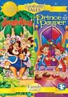 Enchanted Tales The Jungle King / The Prince and The Pauper DVD