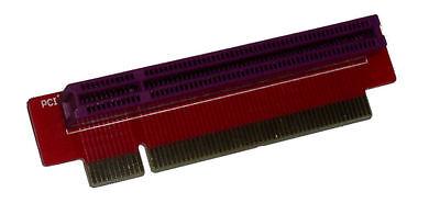 PCI Riser Card 1U 32bit REVERSE DIRECTION Plug Adapter Rackmount Server US SHIP