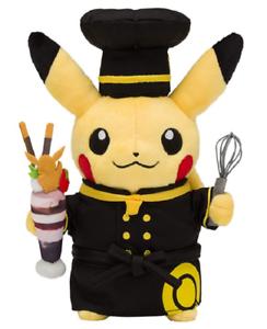 Pokemon Center Original Plush Doll Pokemon Cafe Pikachu trend Osaka F//S W//T