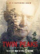 H-2475 Twin Peaks 2017 Classic TV Series Show Season Movie Wall Silk Poster