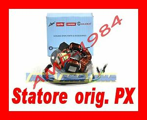 STATORE-PIASTRA-VOLANO-VESPA-125-150-200-PX-PE-ORIGINALE-217866
