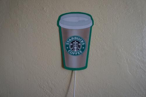 Starbucks Cake Topper