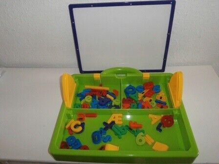 Andet legetøj, Tavlekasse med kridt og magneter, (3314)