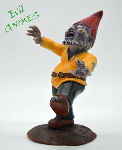 Brain Eating Zombie Snack Pack Evil Gnomes