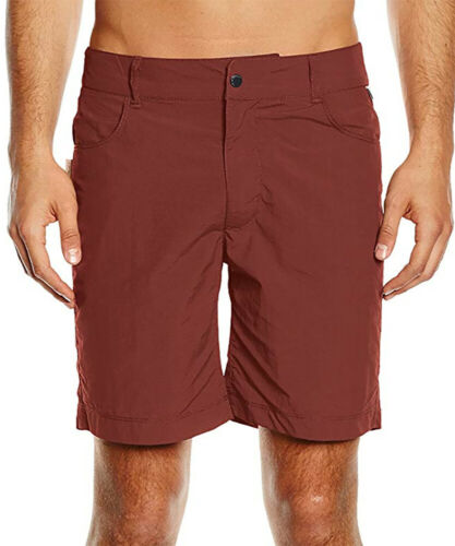 Red Craghoppers Leon Mens Swim Shorts