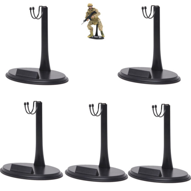 1//6 12 inches Sideshow Action Figure Doll Base Display Stand U Type Accessory