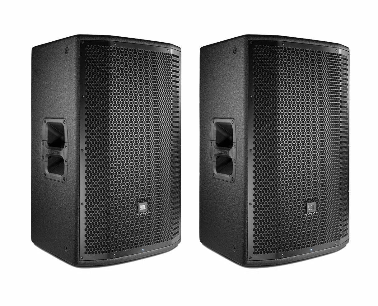 2x JBL PRX815W Active Loudspeaker Powered Monitor Speaker Pair. Buy it now for 1339.98