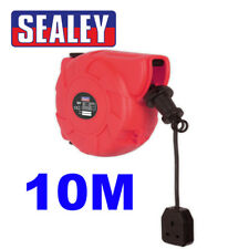 10M 15051 Genuine DRAPER Retractable Electric Cable Reel