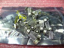 4 x LM723CH UA723 LM723 CH Metal Can IC Precision Voltage Regulator + NUOVI +