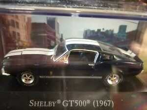 FORD-MUSTANG-SHELBY-GT500-1967-AMERICAN-CARS-COLLECTION-01-MIB-DIE-CAST-1-43