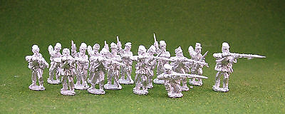 28mm American Civil Firing Line Options in Kepi Slouch and Mixed Headgear
