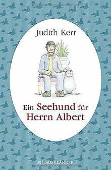 Ein Seehund für Herrn Albert von Kerr, Judith | Buch | Zustand gut