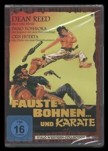 DVD-FAUSTE-BOHNEN-UND-KARATE-ITALO-WESTERN-COLLECTION-NEU