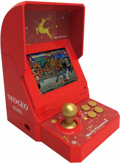 NEOGEO Mini - Christmas Limited Edition