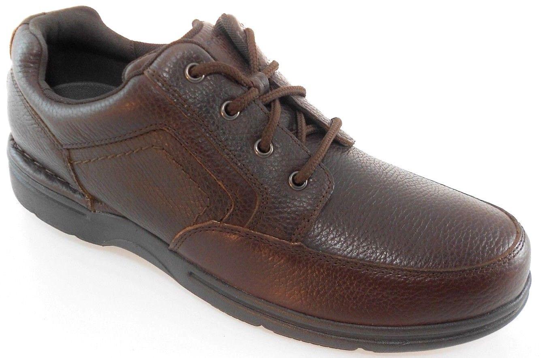 ROCKPORT K71201 EUREKA PLUS uomo Marrone CASUAL WALKING scarpe scarpe scarpe Sz 10 WIDE(W) b5b9c4