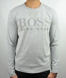 Hugo-Boss-Green-Togn-Logo-Long-Sleeves-T-Shirt