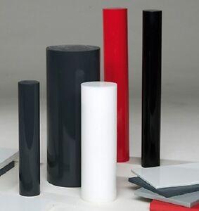 PVC-Rod-Grey-Black-Red-Round-Plastic-Bar-Pom-Cut-to-Size-Poly-Engineering