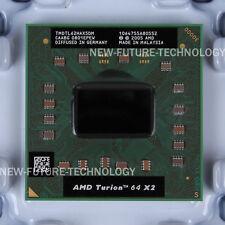 AMD Turion 64 X2 TL-62 (TMDTL62HAX5DM) CPU 1600 MHz 2.1 GHz 100% Working