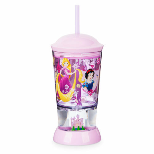 Disney Store Dome Tumbler Minnie Mouse //Mickey Mouse PrinceStraw girls//boys 8 OZ