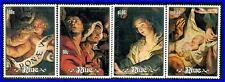 NIUE 1988 Christmas Sc#564-67 MNH CV$14.00 RUBENS RELIGIOUS PAINTINGS (3ALL)