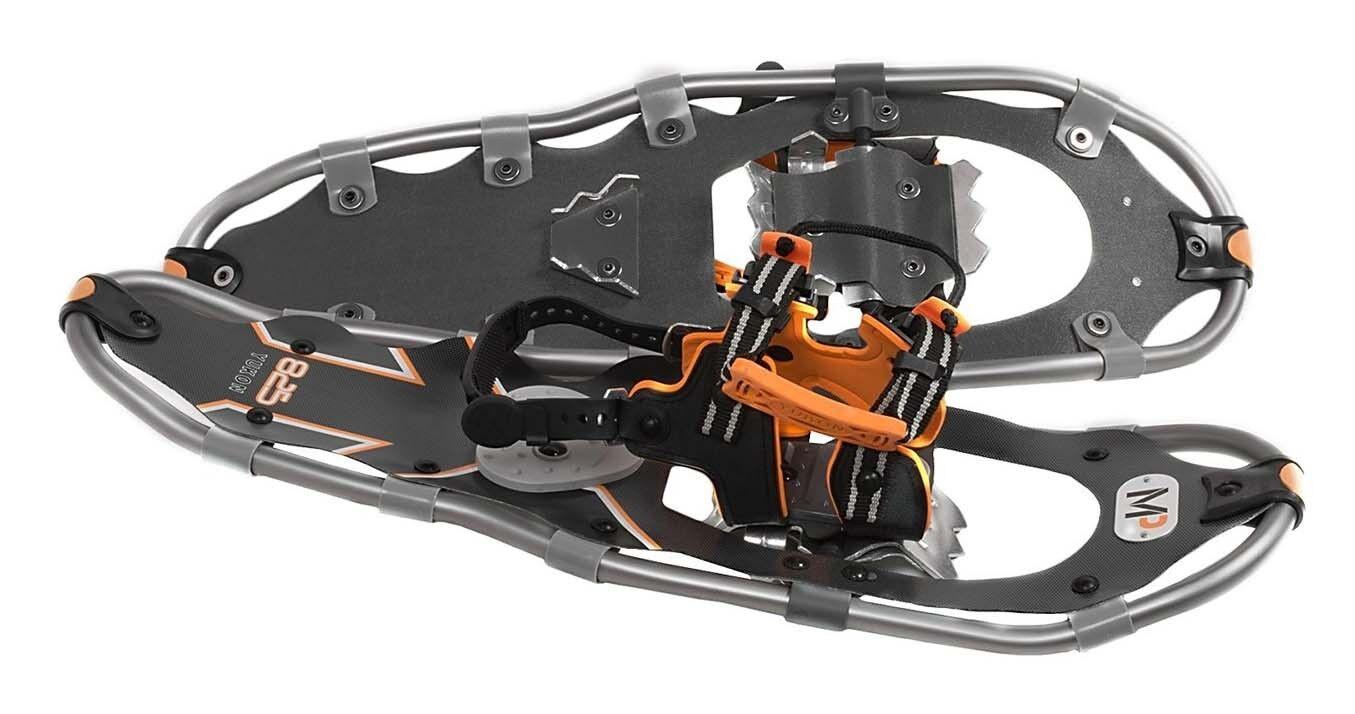 DEMO YUKON CHARLIES MP 825 8x25  SNOWSHOES Best Binding Technology -FREE GAITERS