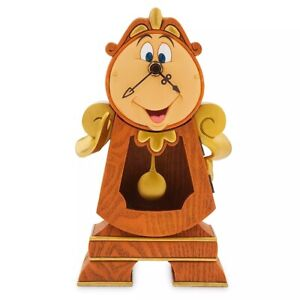 Cogsworth Clock – Beauty and the Beast