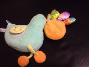 ACTIVITY-SOFT-PELICAN-WITH-FISH-TOY-VGC-M-amp-S