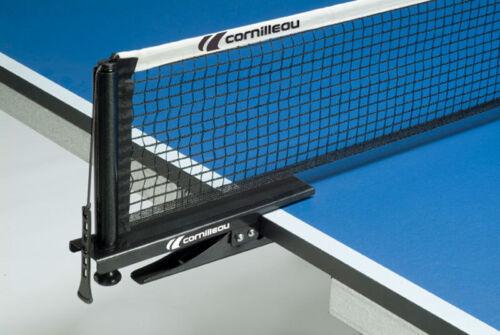 Cornilleau Table Tennis Polyethylene Net Black Sport Advance