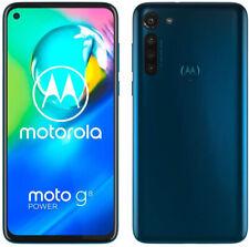 New Motorola Moto G8 Power Blue 64GB 5000mAh Andriod 10 Unlocked Sim Free