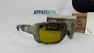 b883b5c9e85 New Costa del Mar Double Haul Polarized Sunglasses Realtree AP Camo ...