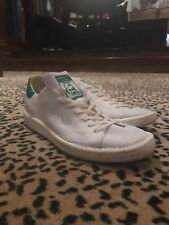 14e6eced2 Adidas Stan Smith OG PK Primeknit White Green Size 12. S75146. ultra boost  nmd