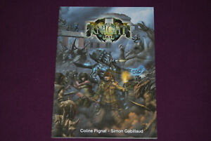 KNIGHT-JDR-Jeu-de-Role-2038-1ere-Edition-Dedicace