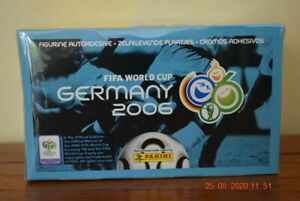 PANINI-FIFA-World-Cup-2006-GERMANY-1-BOX-sealed