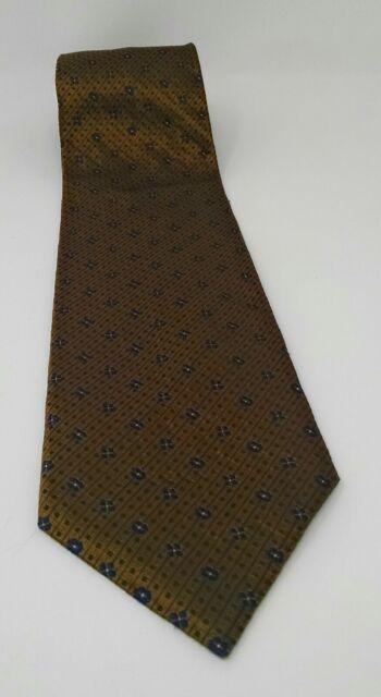 XMI Platinum Silk Tie Hand Made in the USA.