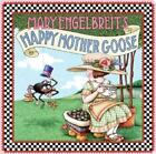 Mary Engelbreit's Happy Mother Goose by Mary Engelbreit (2007, Board Book)