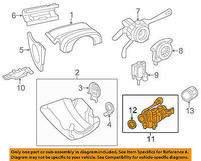 VW VOLKSWAGEN OEM 14-17 Jetta-Ignition Switch 5C6905841