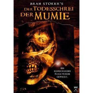 Bram-Stoker-039-s-Der-Todesschrei-der-Mumie-DVD-NEU-OVP