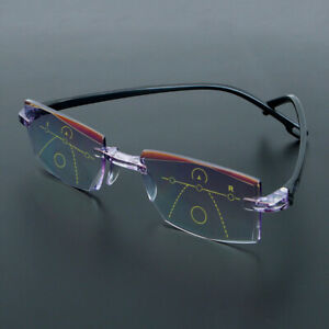 Progressive-Multifocal-Presbyopia-Eyeglasses-Reading-Glasses-Diamond-Cut