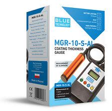 Paint Coating Thickness Gauge Meter Tester Mgr 10 S Al Aluampsteel Made In Eu