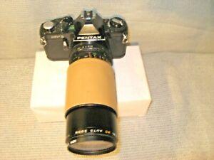 Pentax-MV-1-35mm-SLR-Camera-w-Vtg-Focal-mc-Auto-Zoom-1-4-5-f-80-200-mm-Len