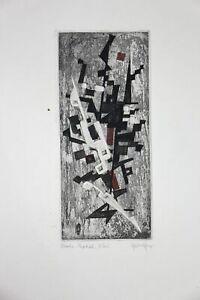 Ferdinand-Springer-1907-1998-Composition-Engraving-Berlin-Oily-School-of-Paris