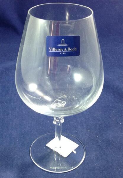 Villeroy Boch Cristal Moderno Gracia Brandy Showroom Inventario Mfg's Etiquetas Los Colores Son Sorprendentes