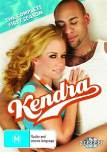 KENDRA - 2 DISC SET - Rare DVD Aus Stock -Excellent
