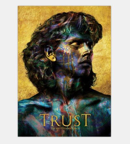 New Trust 2018 TV Series Poster Michael Esper Harris Dickinson 24x36 Poster T109