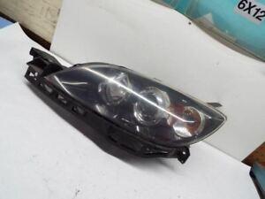 Driver-Left-Headlight-Hatchback-Xenon-HID-Fits-04-06-MAZDA-3-235384